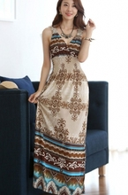 ladies luxury resort wear silk dress,hand tie&dyesilk evening dressess