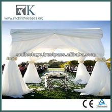 RK chuppah designs/backdrop pipe and drape for wedding/show/events
