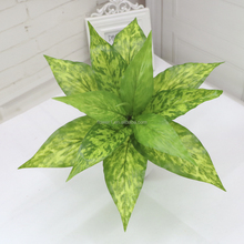 Flowerking brand sales fake cheap interior tropical artificial leaves