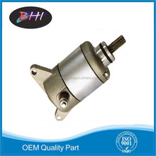 motorcycle starter motor CG150 start motor voltage 12v from BHI motorcycle parts