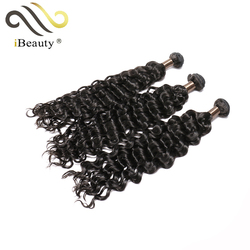 Hot Selling 100% True Glory Malaysian Water Wave Human Hair Braiding Supplies