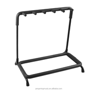 5 Way Chord Guitar Rack Stand High Quality Guitar Stand