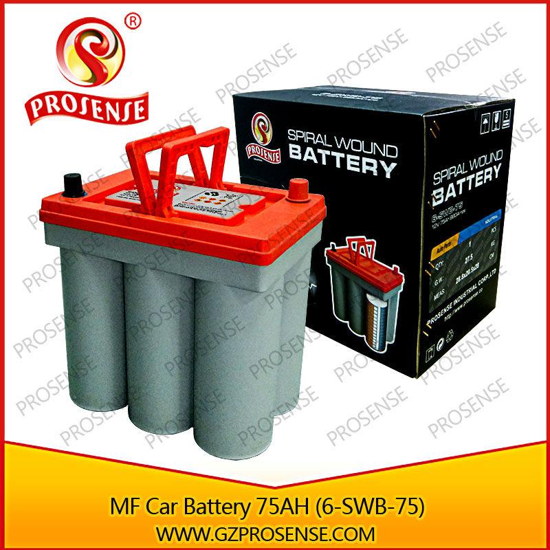 12v 75ah mf batterie de la voiture 6 swb 75 enroul en spirale accumulateurs auto id de produit. Black Bedroom Furniture Sets. Home Design Ideas