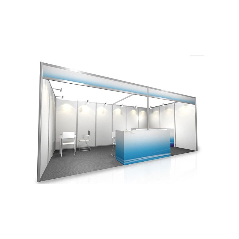 Aluminum Trade <strong>Show</strong> 3X6 Exhibition Stand