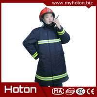 Fire rescue used fire retardant clothing with great price