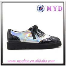 new lady products for 2017 design flat shoes