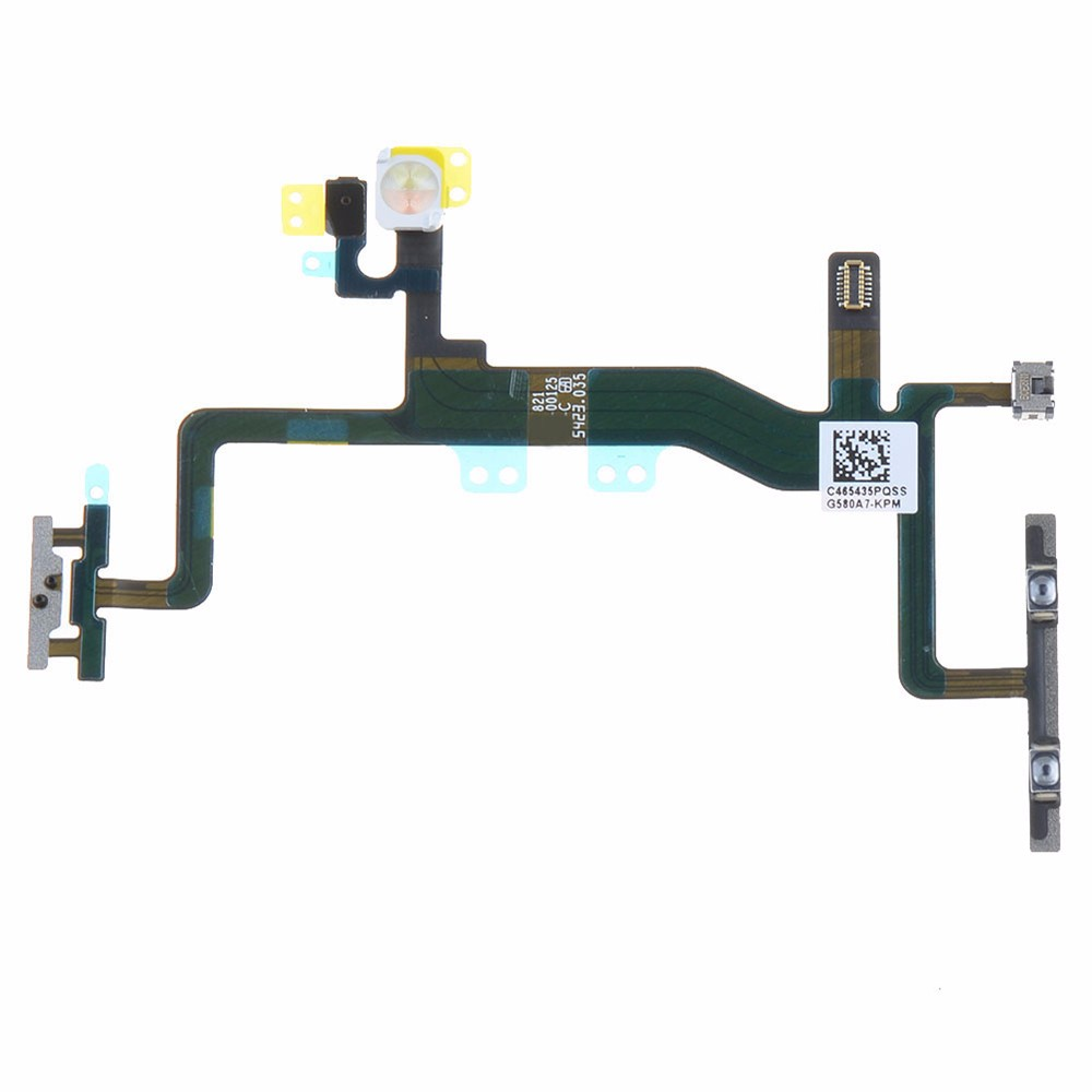 New Spare Parts for iphone 6s promotion price power flex cable for iphone6s