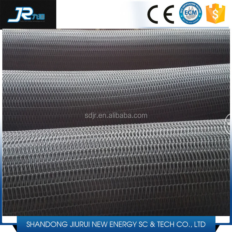 2016 China best quality stainless steel 304 balance weave wire mesh conveyor belt