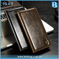Hot sale Phone Cases For iPhone 7 7 Plus Caseme Leather Wallet Case