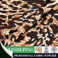 polyester screen printing fabric / thin fabric / single jersey