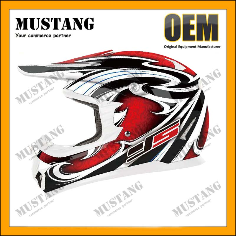 Full Face Helmets Off Road Cross Helmet Motorcrosss Helmets Motorcycle