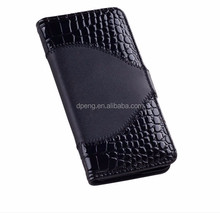 Leather flip leather mobile phone case cover for samsung galaxy s4