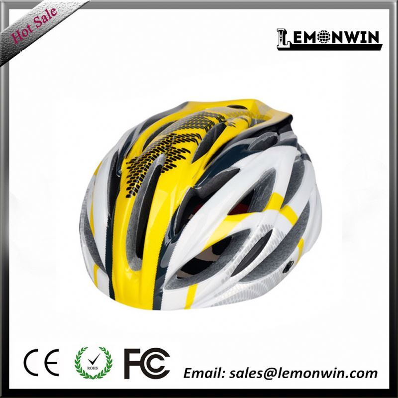Fashion insect proof MTB Road unique montaion Bicycle In-mold bike Helmet