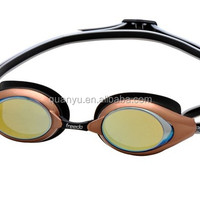 OEM Yingfa Mirror Coated Swimming Goggles