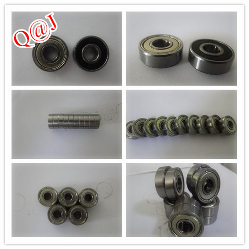 High quality low noise 626Z, ZZ,RS deep groove ball bearing for door window roller