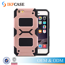 Factory Direct Sale High Quality Combo PC TPU Armor Mobile Phone Cover Case for iPhone 7 I7 7 Plus