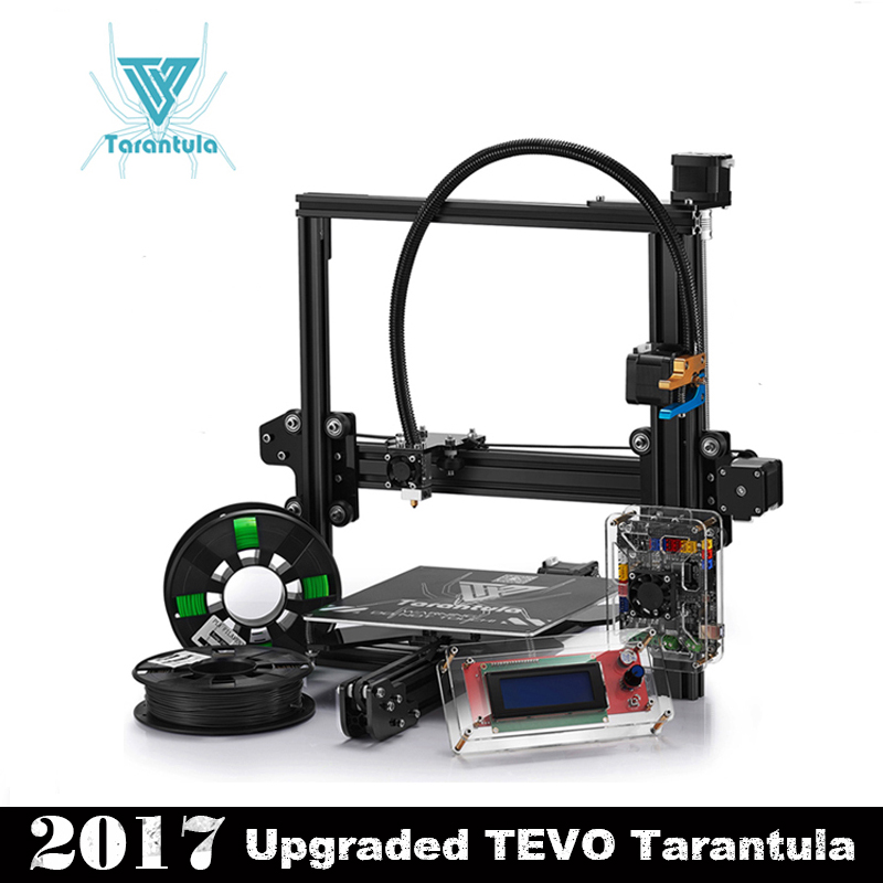 Prusa I3 DIY Auto Level 3D Printer with 200*200*200MM Home Used