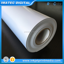 260gsm OEM metallic silver inkjet printing photo paper roll for large format plotters