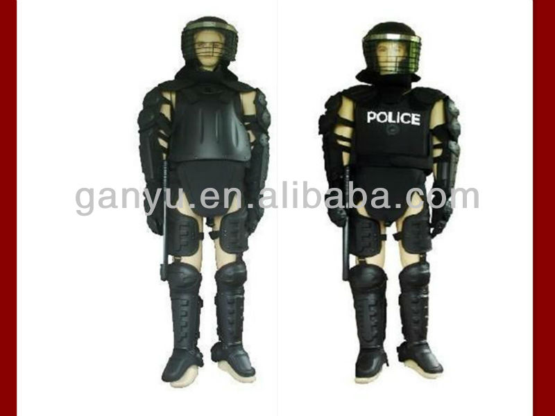 full body armor exoskeleton/army knee protect / bomb suit