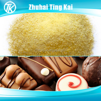 Bulk gelatine powder for food industry