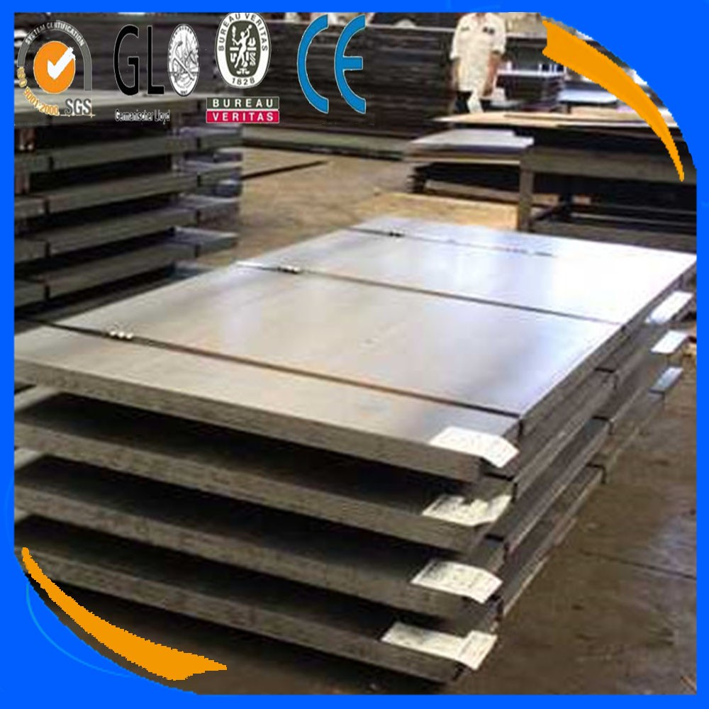 Hot Rolled Mild Steel Plate 1 Inch Thick Ss400 A36 Q235