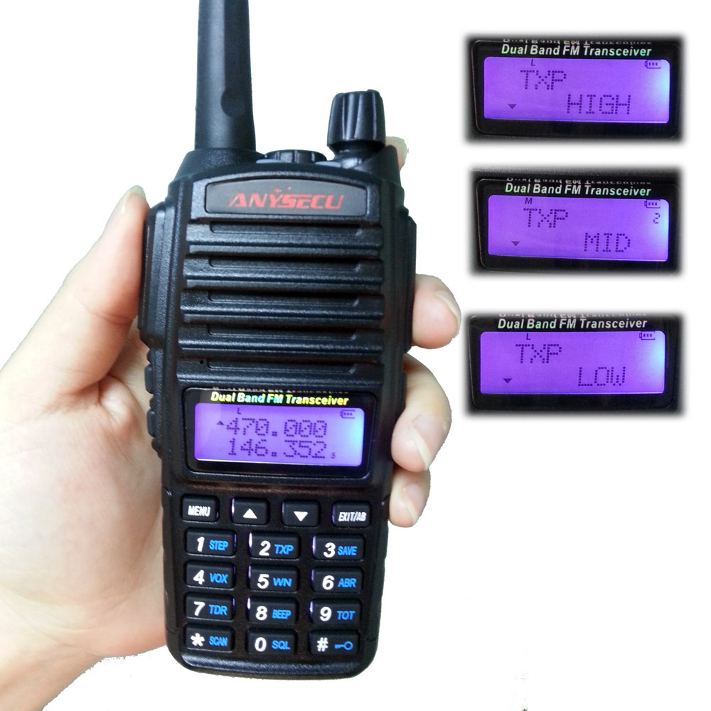 Portable Radio BaoFeng UV-82 8W 10KM Walkie Talkie amateur radio,Pofung handie talkie uv 82 ham radio