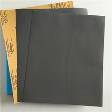 Aluminum oxide&silicon carbide Wet and Dry Abrasive Sanding Paper