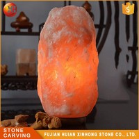 Natural Decorative Certify Real Himalayan Salt Lamp With Dimmer