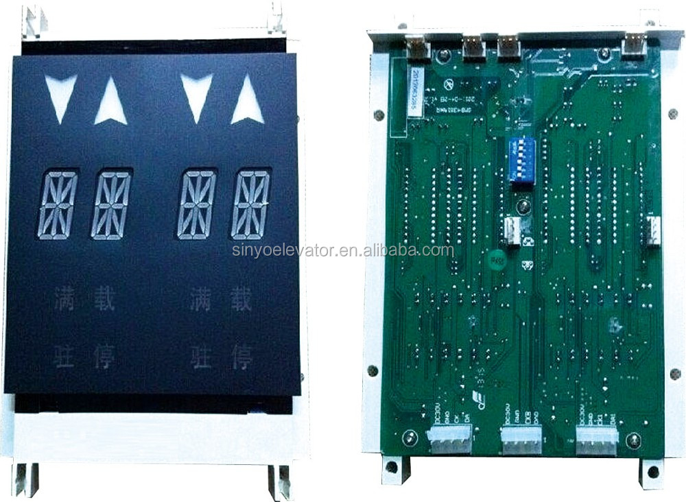 Display Board For Elevator XBA23550B1