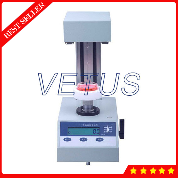 VETUS semi-automatic Surface Tension Meter test machine