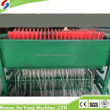 Easy operation stainless steel candle wick machine