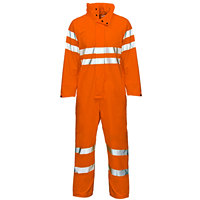 Safety workwear coverall