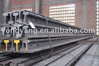 Industrial Light Rail GB standard, mining steel rail