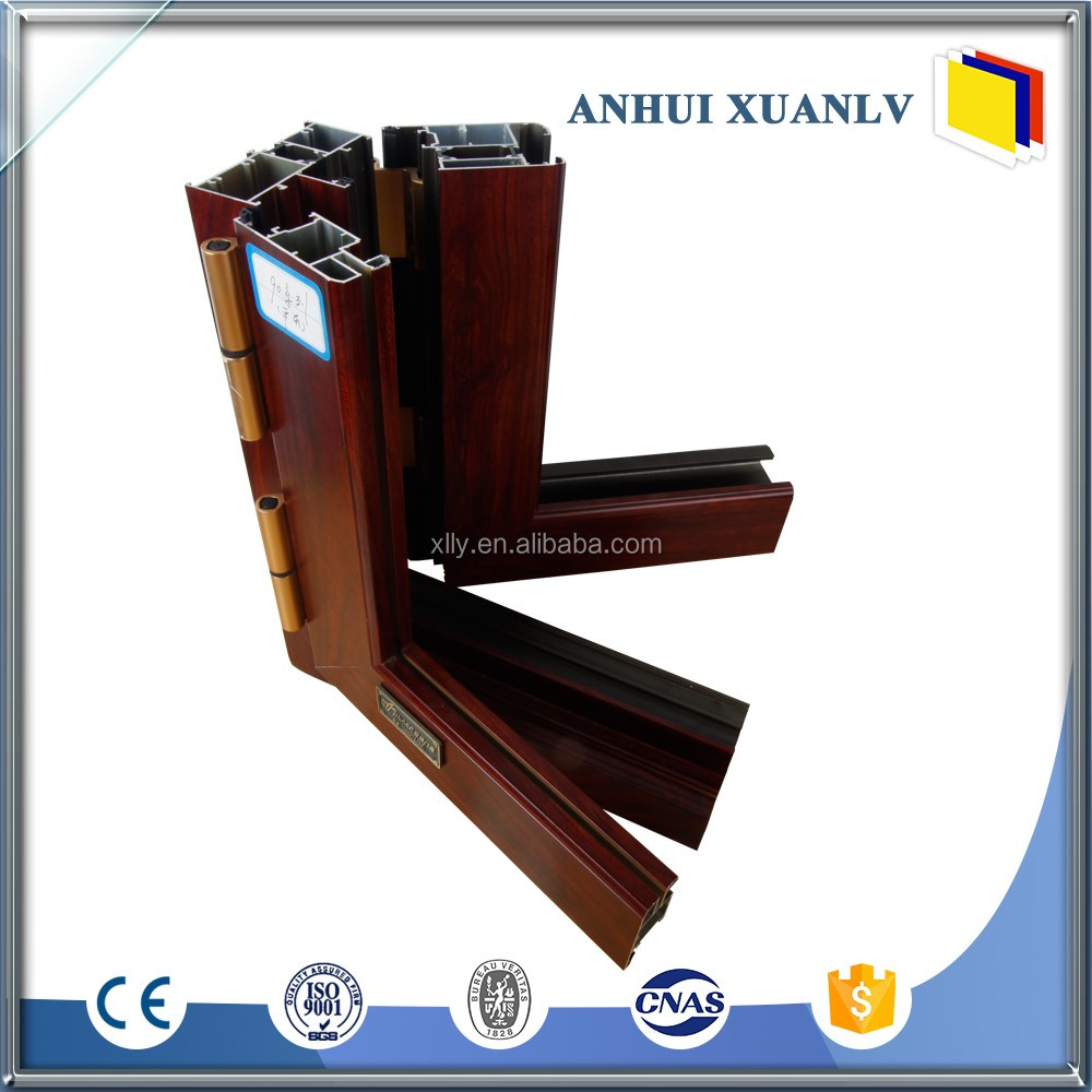 Double Glass Sliding Aluminum Window And Door