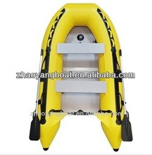 CE Certificated Inflatable Boat Catamaran/Pontoon Boat