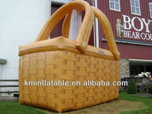 giant inflatable basket