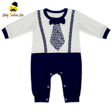 Wholesale Baby Clothes Boy Newborn Infant Winter Clothing Baby Boy Romper