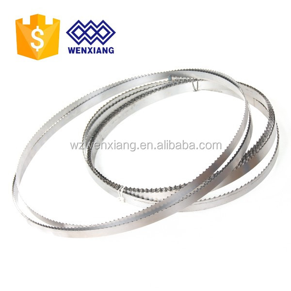 Wholesale china trade band saw blade for meat