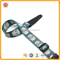 Custom design polyester bass guitar strap Electric guitar belt guitar Strap China manufacturer