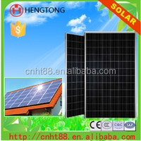 300w poly solar panel made in China
