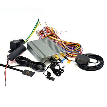 Advanced Car GPS tracker for live car tracking and remote live fuel level monitoring