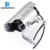Silver Fake Security Camera Dummy Security Camera, Fake Cameras CCTV Surveillance System with Realistic Simulated LEDs for Home