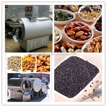 best seller wide output range sesame, peanut, soybean, spices Mini nut roasting machine