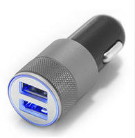 Universal car charger for laptop and mobile phone 12V 24V 45V to 5V 1a, 2.1a, 3.1a, 4a