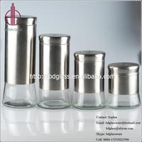 Professional decorative vinegar bottles stainless steel storage box with lid with great price