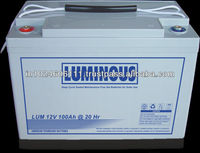 Luminous Gel BAtteries