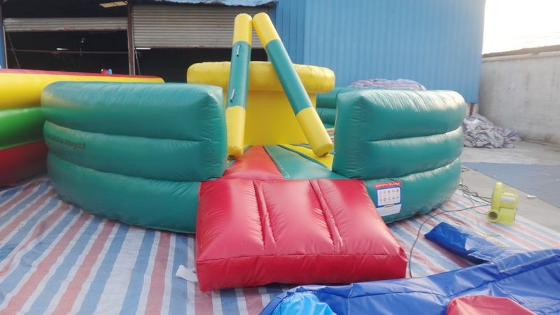 funny inflatable game inflatable gladiator dueling for sale