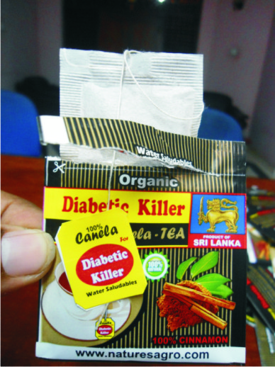 DIABETIC KILLER -TEA