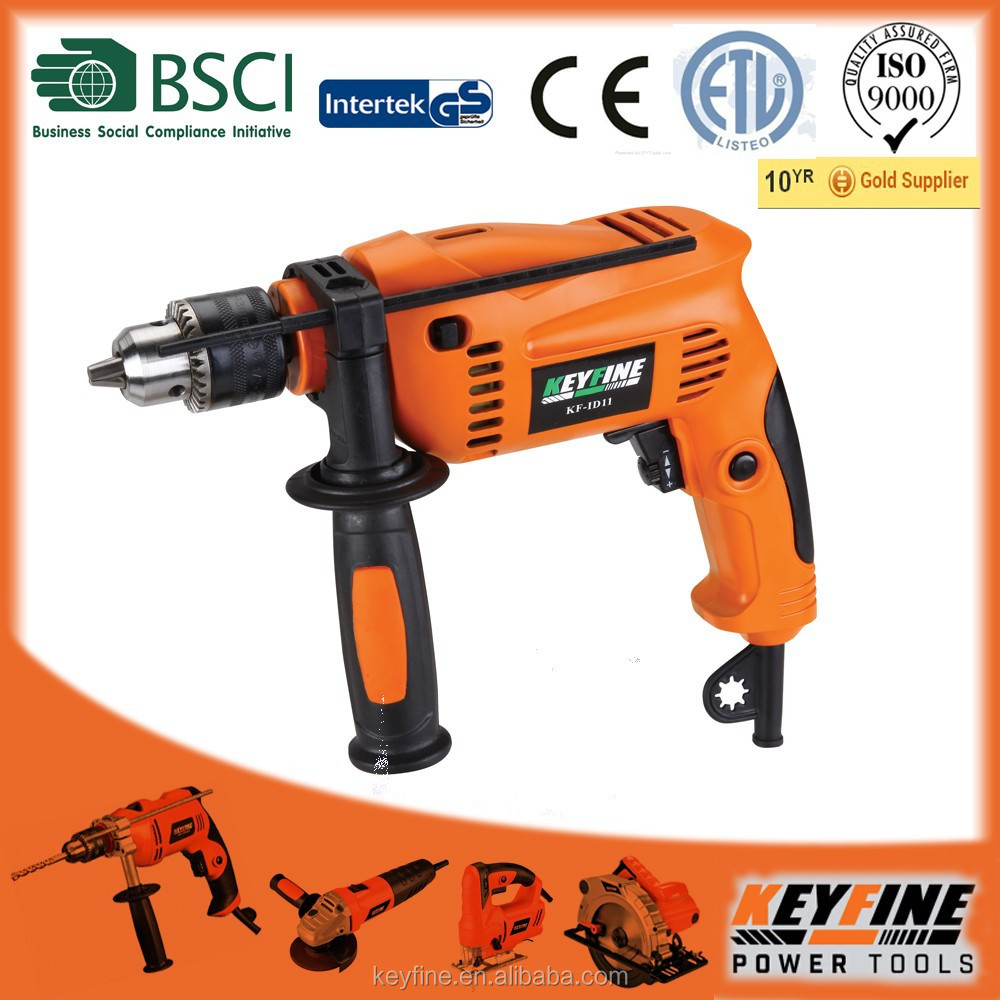 13mm 500W 4.2AMP Variable Speed Reversible Heavy Duty Impact Drill