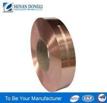 Non-alloy C1100 transformer copper strip